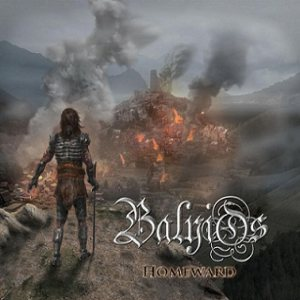 Balyios - Homeward cover art