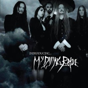 My Dying Bride - Introducing My Dying Bride cover art