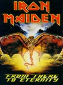 Iron Maiden - From There to Eternity cover art