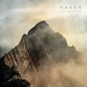 Haken - The Mountain cover art