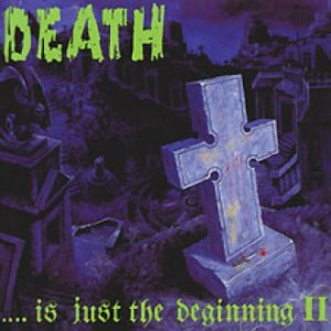 Nuclear Blast - Death... Is Just the Beginning Vol. 2 cover art