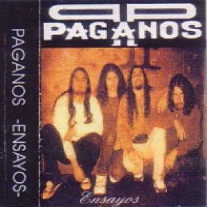Paganos - Ensayos cover art