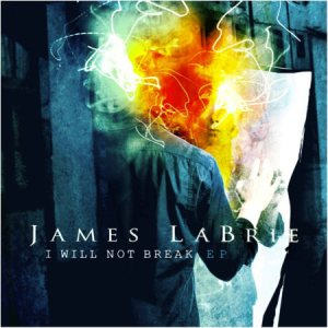James LaBrie - I Will Not Break cover art