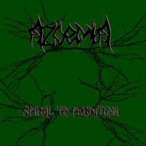 Azoemia - Spiral to Perdition cover art