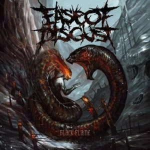 Ease of Disgust - Black Flame cover art