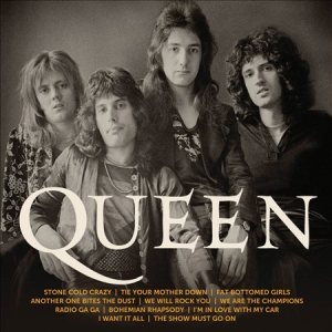 Queen - Icon cover art