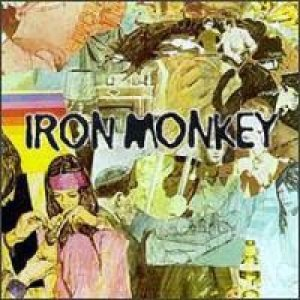 Iron Monkey - Iron Monkey cover art