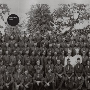 Russian Circles - Station cover art
