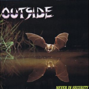 Outside - Never in Security cover art