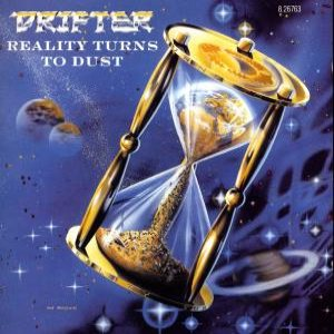 Drifter - Reality Turns to Dust cover art