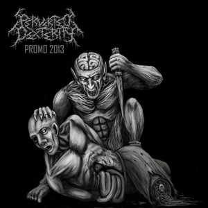 Perverted Dexterity - Promo 2013 cover art