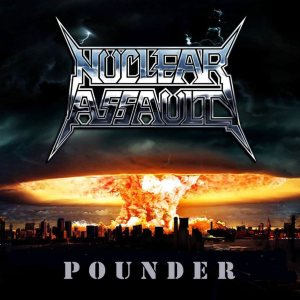 Nuclear Assault - Pounder cover art