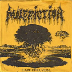Malediction - Dark Effluvium cover art