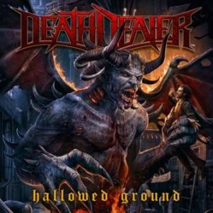 Death Dealer - Hallowed Ground cover art