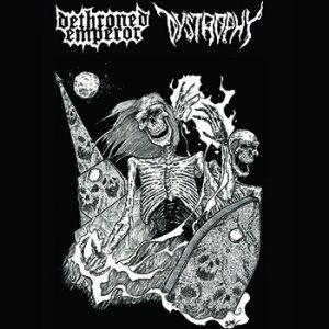 Dystrophy - New Brunswick Death Metal Alliance cover art