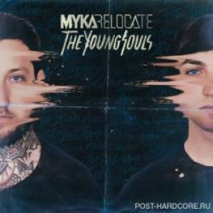 Myka, Relocate - The Young Souls cover art