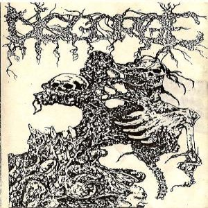 Disgorge - Blood and Pus Emanations cover art