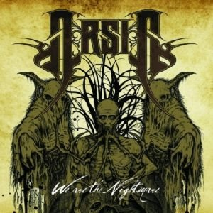 Arsis - We Are the Nightmare cover art