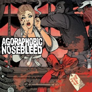 Agoraphobic Nosebleed - Domestic Powerviolence cover art