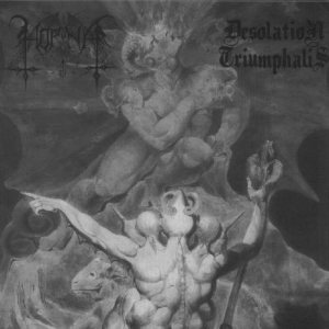 Desolation Triumphalis - Horna / Desolation Triumphalis cover art