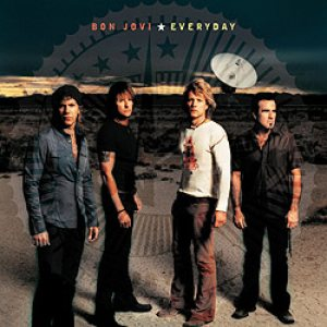 Bon Jovi - Everyday cover art