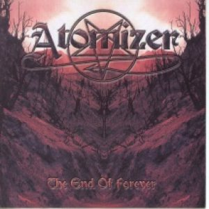 Atomizer - The End of Forever cover art