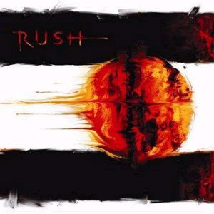 Rush - Vapor Trails cover art