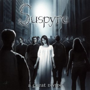 Suspyre - A Great Divide cover art