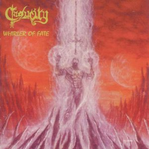 Caducity - Whirler of Fate cover art