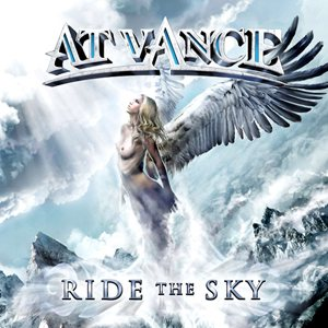 At Vance - Ride the Sky cover art
