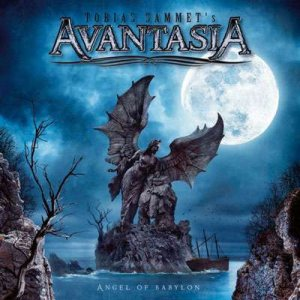 Avantasia - Angel of Babylon cover art