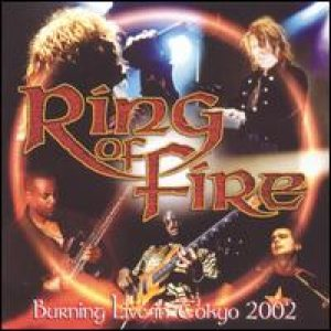 Ring Of Fire - Burning Live in Tokyo cover art