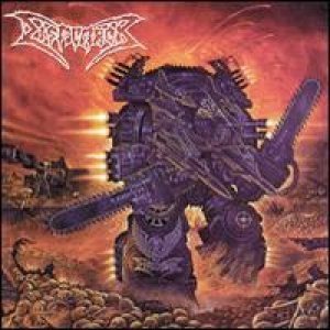 Dismember - Massive Killing Capacity cover art