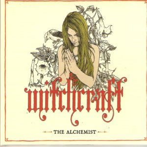 Witchcraft - The Alchemist cover art