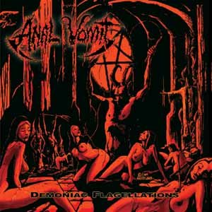 Anal Vomit - Demoniac Flagellations cover art