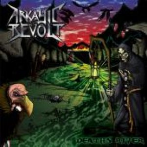 Arkayic Revolt - Death's River cover art
