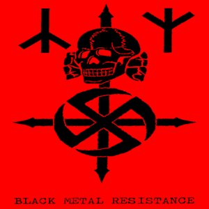 White Wolves Kommando - Black Metal Resistance cover art