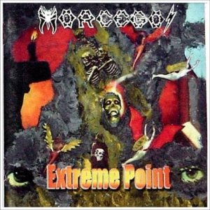 Morcegos - Extreme Point cover art