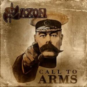 Saxon - Call to Arms cover art