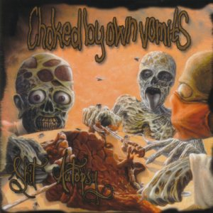 Choked By Own Vomits - Shit Autopsy cover art