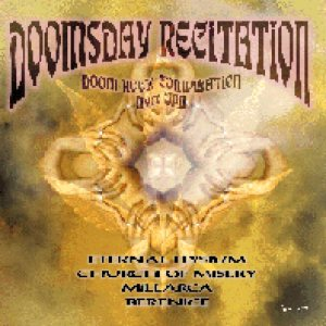 Church of Misery - Doomsday Recitation - Doom Rock Compilation from JPN cover art