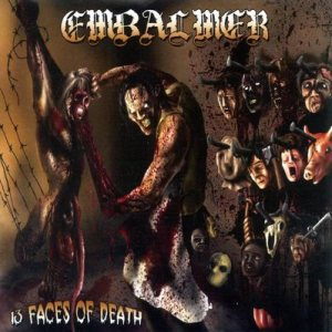 Embalmer - 13 Faces of Death cover art