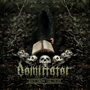 Dominator - Back From the Dead cover art