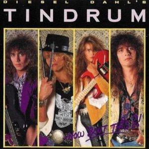 Tindrum - How 'Bout This cover art