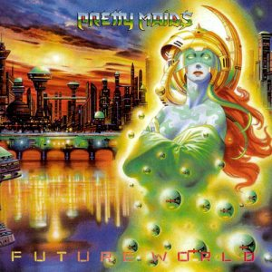 Pretty Maids - Future World cover art