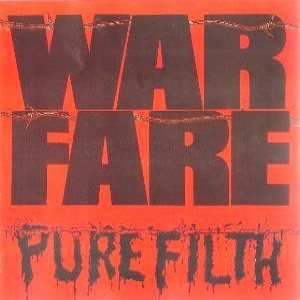 Warfare - Pure Filth cover art