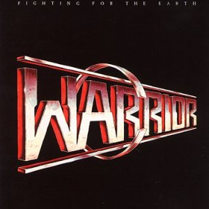 Warrior - Fighting for the Earth cover art