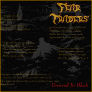 Fear Traders - Dressed in Black cover art