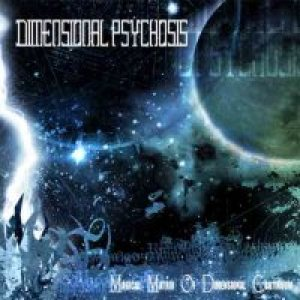 Dimensional Psychosis - Magical Matrix of Dimensional Continuum cover art
