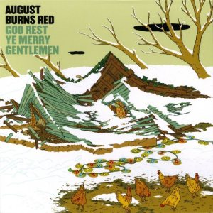 August Burns Red - God Rest Ye Merry Gentlemen cover art